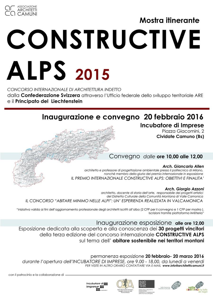 VOLANTINO constructive alps